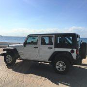 Hardtop Jeep, 4door, aut. 5pax.